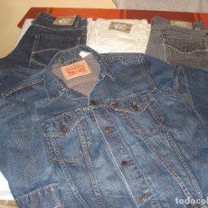 Vintage: LOTE TEXANO LEVIS. Lote 109501251