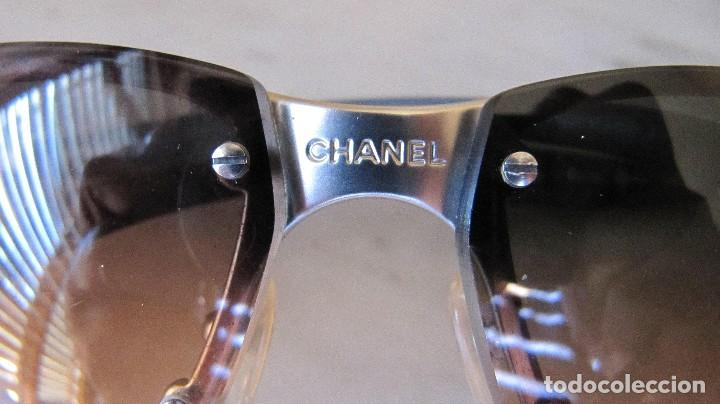 gafas de sol mujer chanel - Comprar Complementos vintage en ... 16a54ce54167