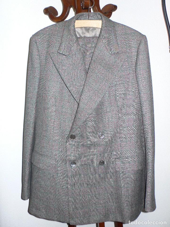 TRAJE CABALLERO VINTAGE (Vintage - Moda - Hombre)