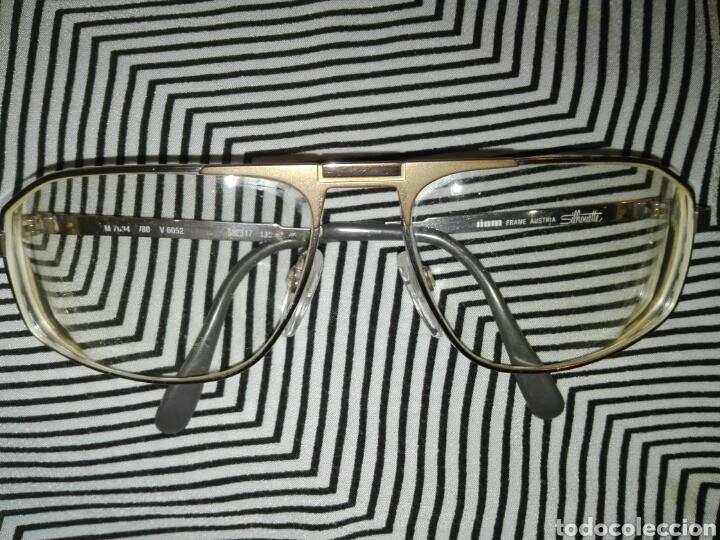 Vintage: Silhouette. Montura de gafas vintage. - Foto 6 - 110157350