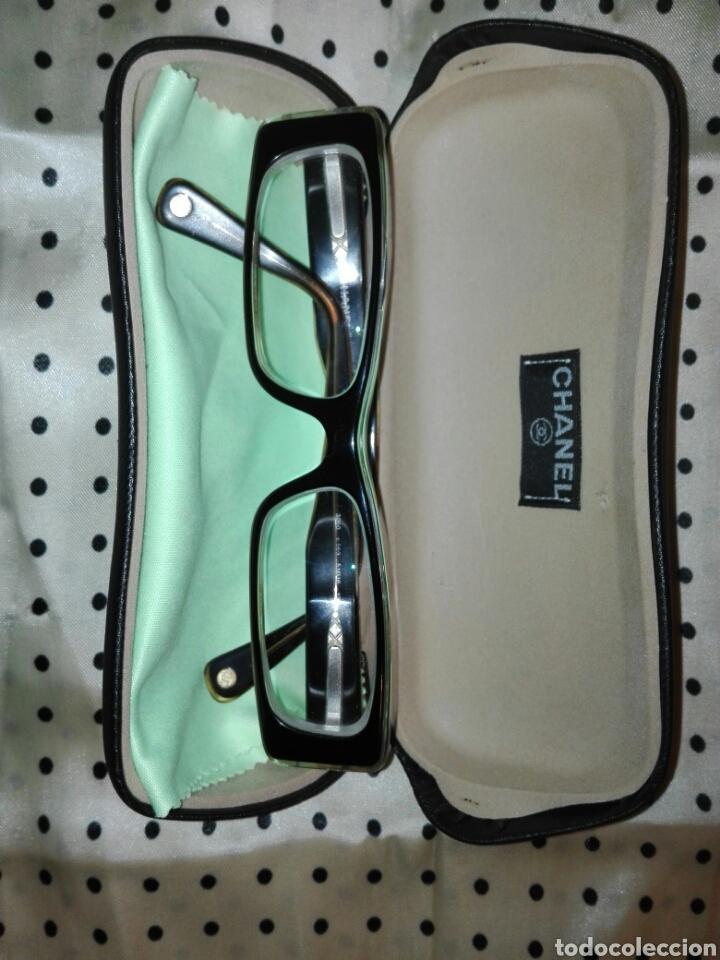 Vintage: CHANEL. Montura de gafas. - Foto 6 - 110157707