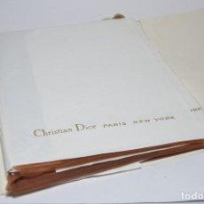 Vintage: MEDIAS CHRISTIAN DIOR DIORISSIMO - 3 PARES - AÑOS 60 - SIN USAR. Lote 111050395