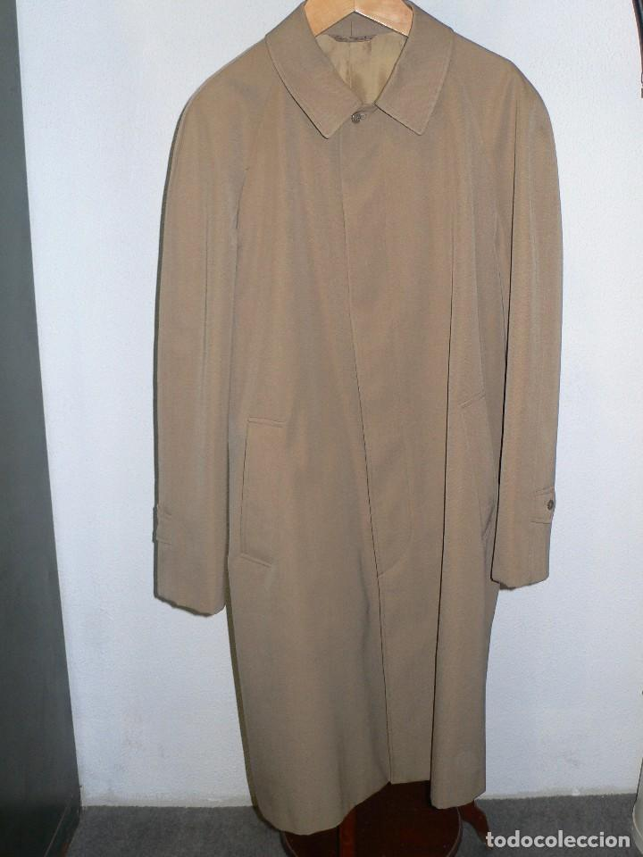 Gabardina Ballarini Vintage Comprar Todocoleccion Hombre Moda En rFrz01nBW
