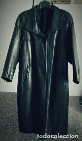 Abrigo matrix mujer