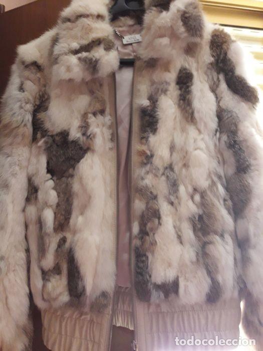 Conejo Moda Vintage Comprar Abrigo Mujer Piel Todocoleccion En tAqwOO