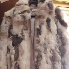 Vintage - Abrigo piel conejo - 112267211