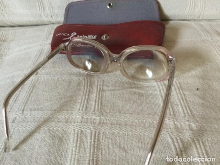 Vintage: Antiguas y Gruesas Gafas de Mujer - Foto 2 - 112635247