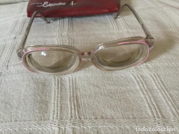 Vintage: Antiguas y Gruesas Gafas de Mujer - Foto 3 - 112635247