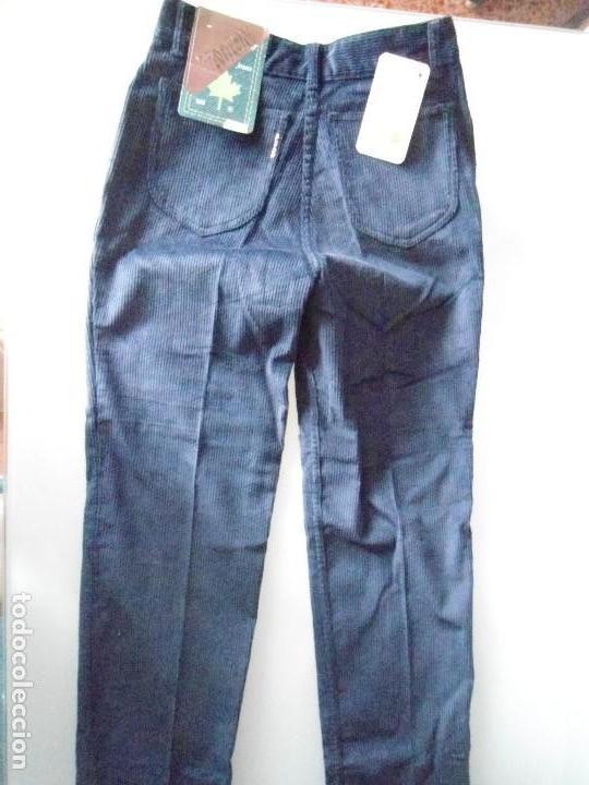 80 Para Años Mujer Azul En Nuevos Antiguos Alton Pantalones Pana QdtshrC