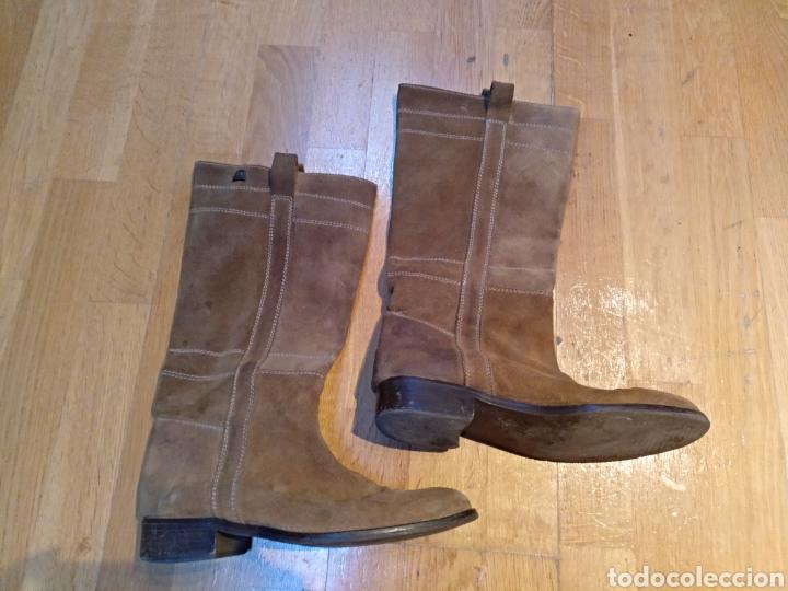 buscar original más de moda gama muy codiciada de BOTAS CAMPERAS MUSTANG. Botas camperas Mustang. Original. Made in Spain