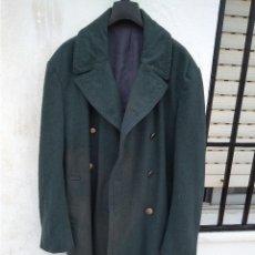 Vintage: ABRIGO DE COLOR KAKI. Lote 116258543