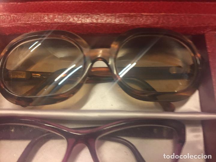 Vintage: Excepcional muestrario de gafas Vintage, Christian Dior, Indo.. BOSCH LINEA GRAN HOTEL - Foto 2 - 117045583