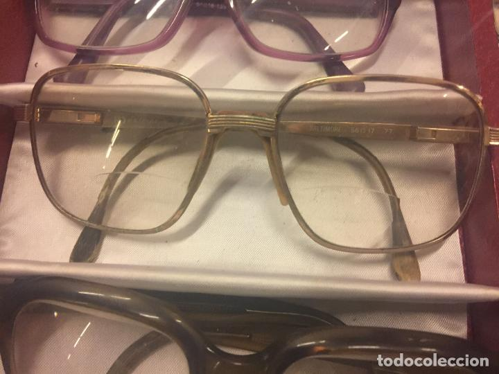 Vintage: Excepcional muestrario de gafas Vintage, Christian Dior, Indo.. BOSCH LINEA GRAN HOTEL - Foto 4 - 117045583