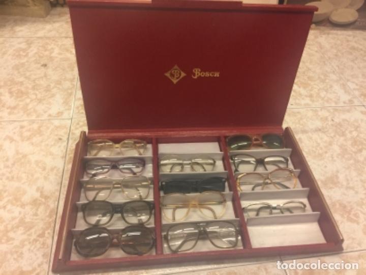 Vintage: Excepcional muestrario de gafas Vintage, Christian Dior, Indo.. BOSCH LINEA GRAN HOTEL - Foto 11 - 117045583