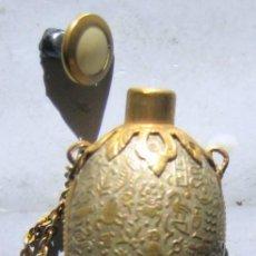 Vintage: ANTIGUO ESENCIERO-EGIPTO- 5 CM. Lote 117639019