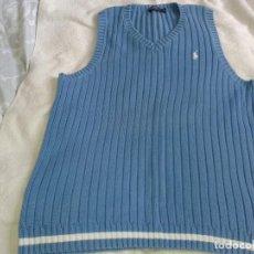 Vintage: VINTAGE RALPH LAUREN TANK TOP JERSEY RETRO. Lote 117702199