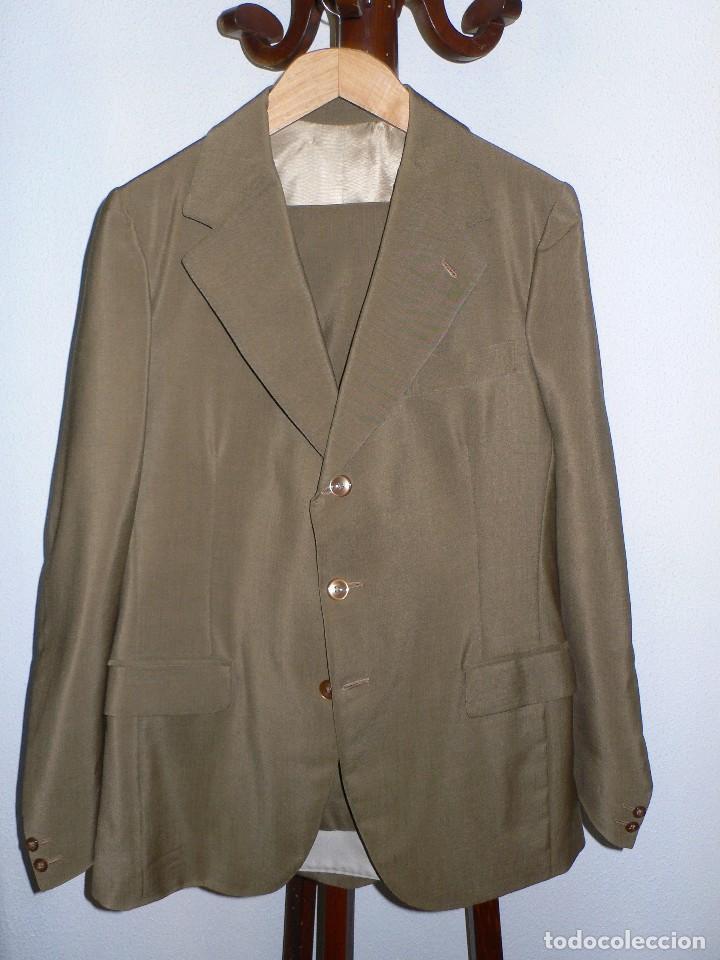 TRAJE VINTAGE CABALLERO (Vintage - Moda - Hombre)