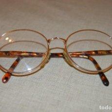 Vintage: GAFAS DORADAS Y CAREY. Lote 119241571