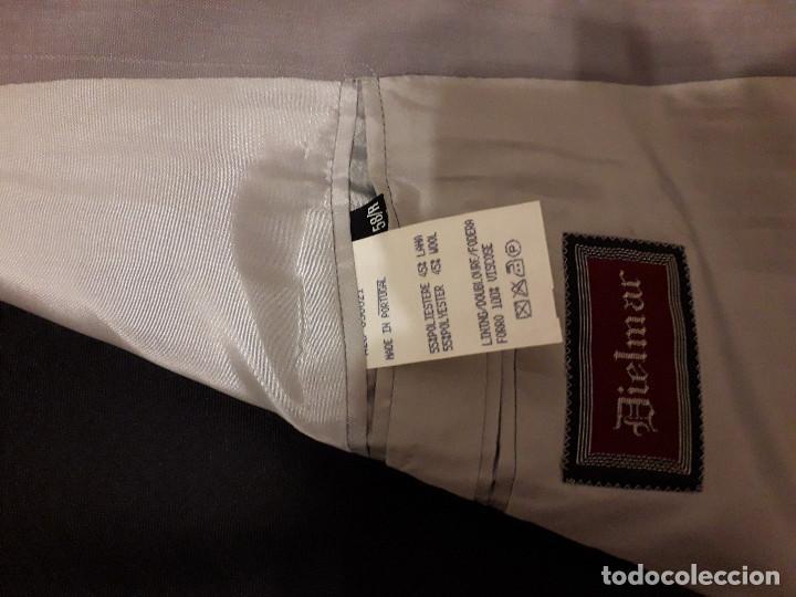 Vintage: 17-00041 traje gris - dielmar - talla 58 - Foto 3 - 119385151