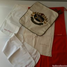 Vintage: 6 BOLSAS O FUNDAS TELA SALVATORE FERRAGAMO BALLY BURBERRYS. Lote 120295019
