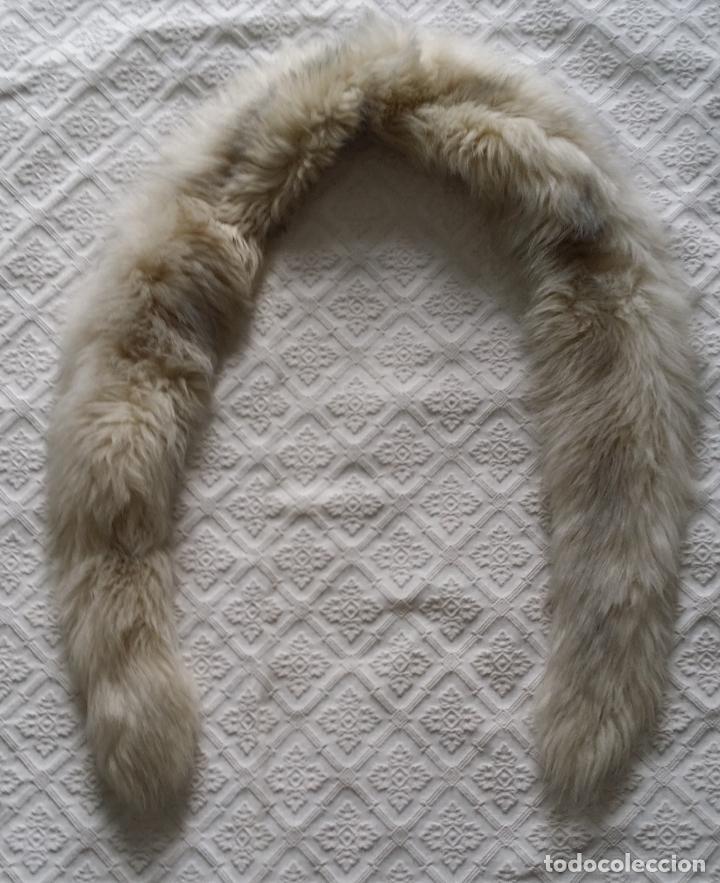 Vintage: Cuello blanco en piel natural - Foto 2 - 120490983