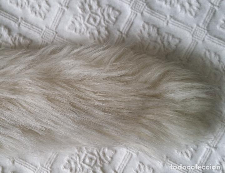 Vintage: Cuello blanco en piel natural - Foto 4 - 120490983