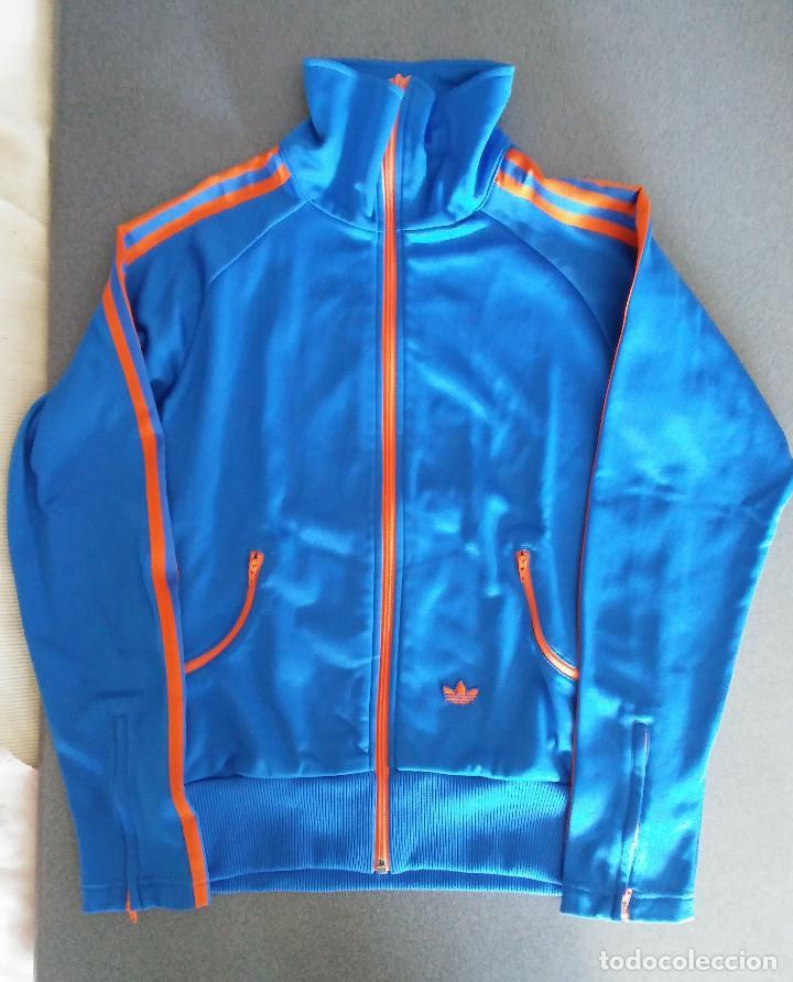e7eb5b66a49e4 chaqueta chandal adidas brasil - Comprar Moda vintage hombre en ...