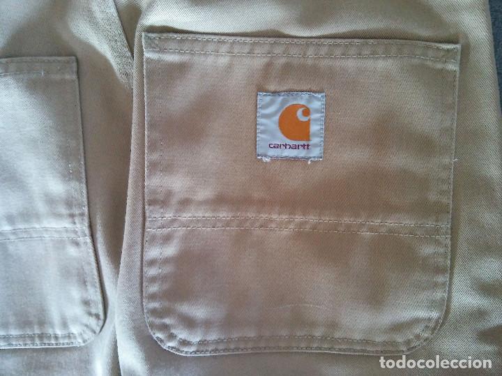 Vintage: Pantalón Carhatt - Foto 4 - 120811563