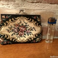 Vintage: MONEDERO PETIT POINT. Lote 120826048