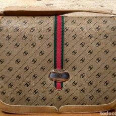 Vintage: BOLSO GUCCI, BANDOLERA AL HOMBRO,ORIGINAL VINTAGE,MADE IN ITALY.. Lote 121941172
