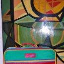 Vintage: PRECIOSA MALETA - COLOR BAG BY JOHNTOY - AÑOS 80 - LONETA. Lote 131921318