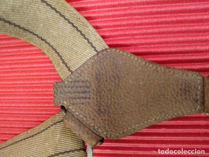 Vintage: ANTIGUO SUJETA CALCETINES - MOD. SIST. SMART - PAT. 147044 - REG. 125446 - VER ESTADO - FOTOGRAFIAS - Foto 10 - 122192707