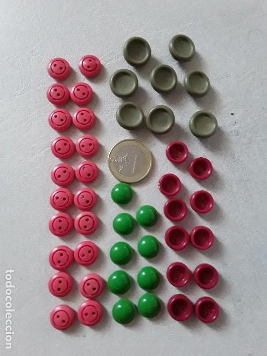 Vintage: Lote de 144 botones vintage - Foto 2 - 122206047