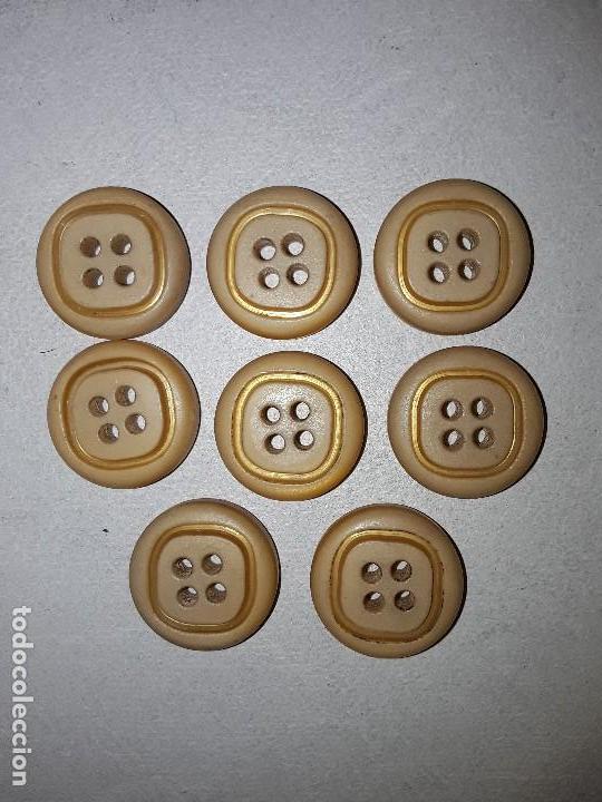 Vintage: Lote de 144 botones vintage - Foto 5 - 122206047