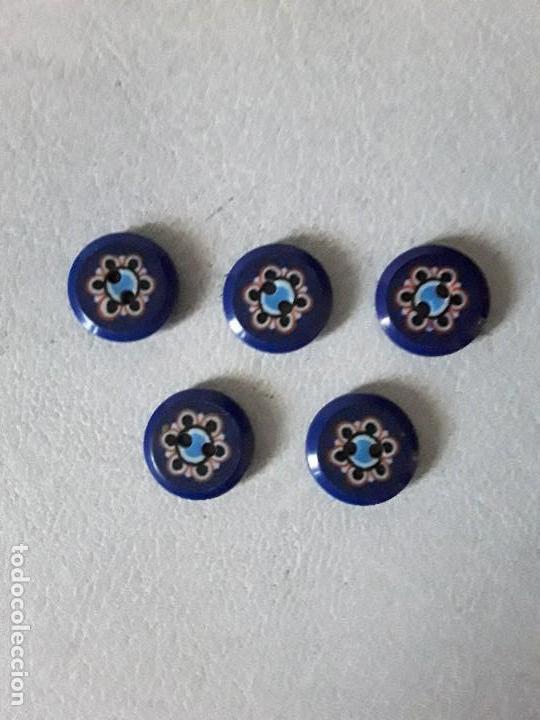 Vintage: Lote de 144 botones vintage - Foto 8 - 122206047