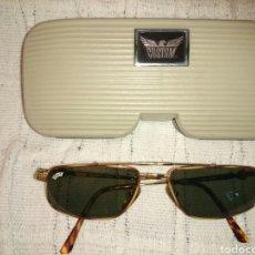 Vintage: GAFAS DE SOL MARCA CUSTOM+CAJA ORIGINAL. Lote 123350956