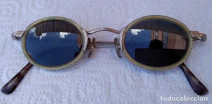 Gafas (FENDENHAUS MUNCHEN) ZAKL--MPL- GERMANY. (HAND MADE JAPAN) COLECCIONISTA. segunda mano