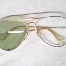 Vintage: GAFAS RAY BAN BAUSCH & LOM USA AVIATOR REF 62014. Lote 123085943