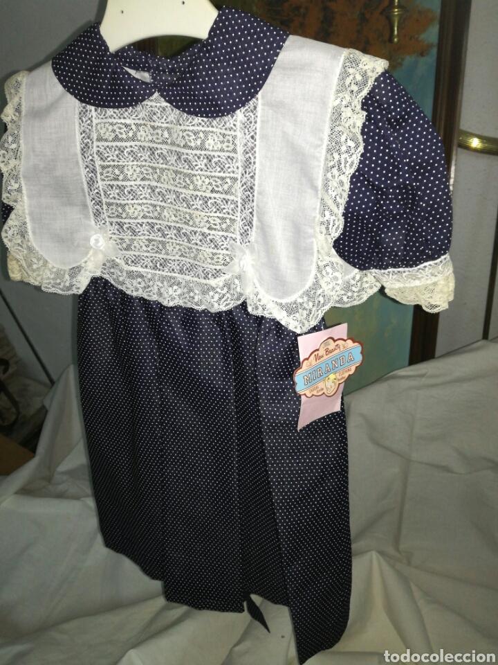 Vintage: Vestido de niña talla 24 meses sin uso - Foto 2 - 123285062