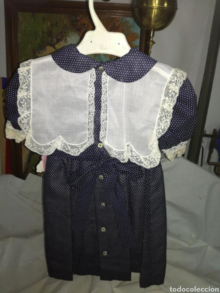 Vintage: Vestido de niña talla 24 meses sin uso - Foto 3 - 123285062