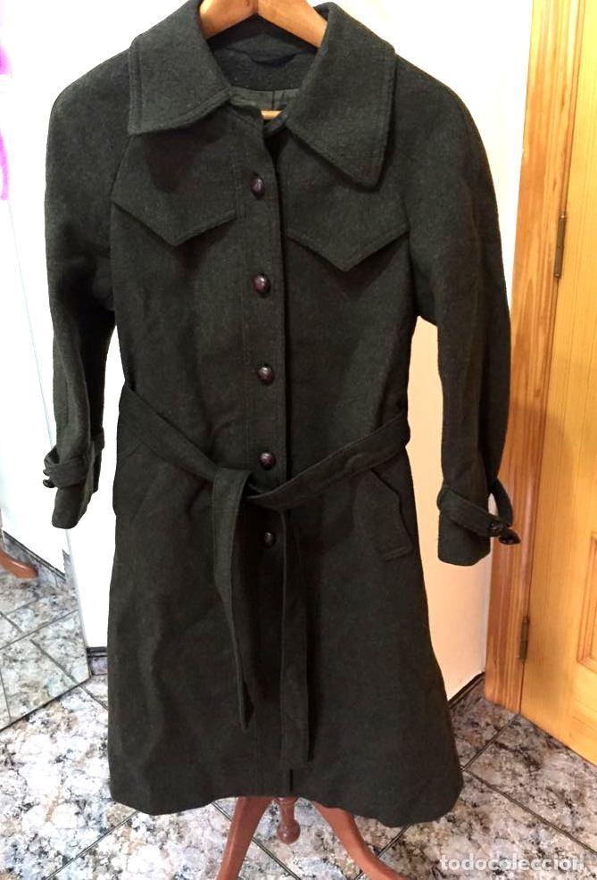 información para 56b7f a8543 Precioso abrigo austriaco original loden tirol- - Sold at ...