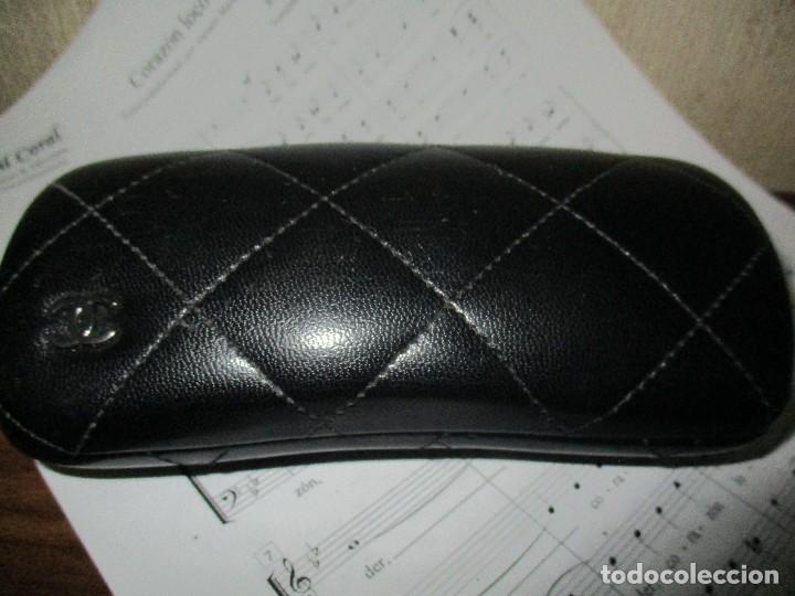 Vintage: estuche gafas CHANEL - Foto 3 - 125207679