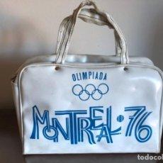 Vintage: BOLSA DEPORTES MONTREAL 76 VINTAGE . Lote 125316459