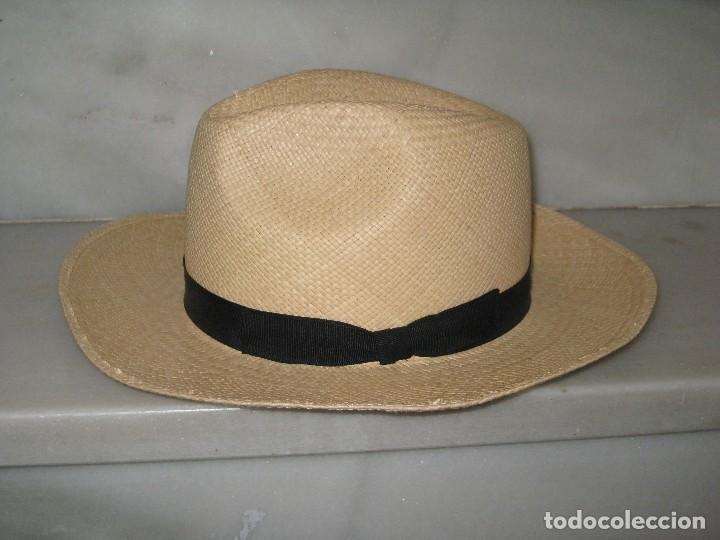 super barato se compara con buscar oficial muy elogiado Sombrero panama original. - Sold through Direct Sale - 127516211