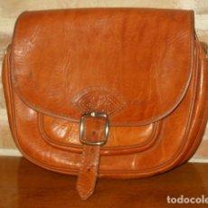 Vintage: BOLSO DE PIEL.. Lote 127573671