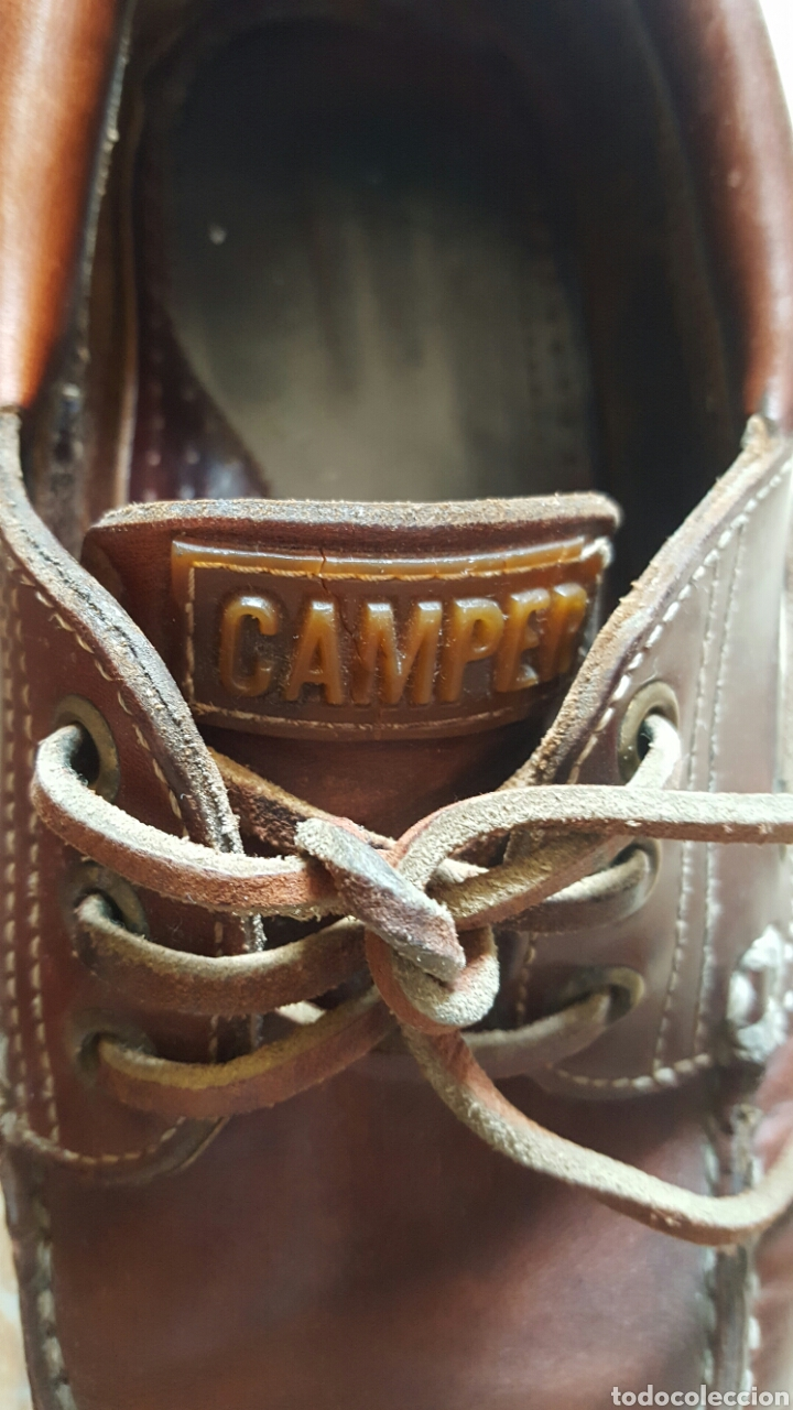 Camper Zapatos Talla 43 En Náuticos Subasta Seminevos Vendido Mu rQCBxoWde