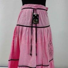 Vintage: FALDA AÑOS 70. Lote 128626419