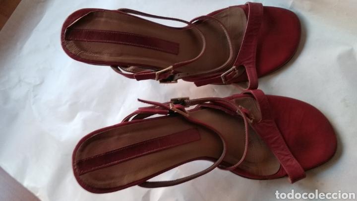 Vintage: SANDALIAS DE PIEL - Foto 4 - 129335700