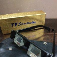 Vintage: RARISIMAS GAFAS T.V. SPECTACLES. Lote 130483486