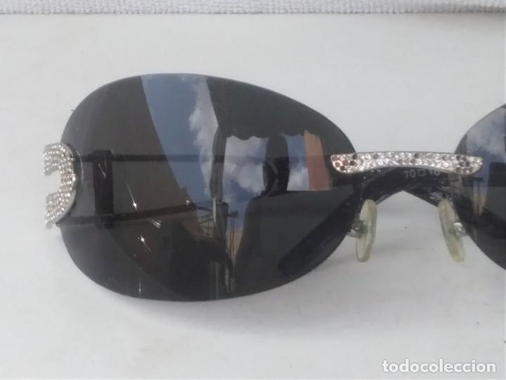 Vintage: Gafas GIANFRANCO FERRE. (GF68801) para respuestos. Cristal mal es UTtado.varillas buen estado. - Foto 2 - 130487738
